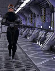 Karen 'Nova' Terra - Alternate Universe