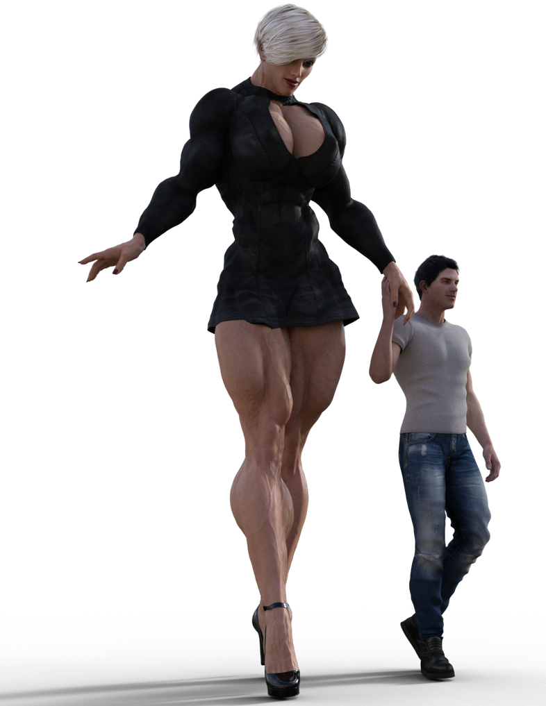 Out for a Walk Test Render by ReddofNonnac