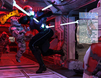 Operation Downfall Comic Page 9 by ReddofNonnac