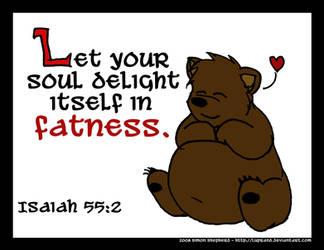 Isaiah's Wisdom by Luprand