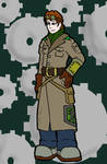 Concept: Joey the gunsmith