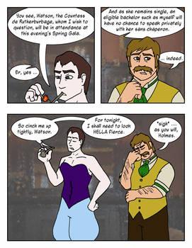 Sherlock Holmes: What a Drag