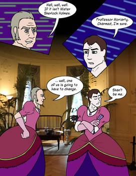 Sherlock Holmes: What a Drag, page 2