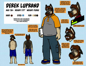 Derek Luprand ref sheet