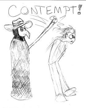 Sketch: CONTEMPT
