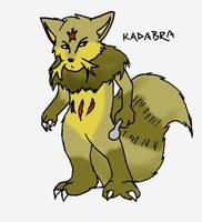 Kadabra by Luprand