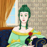 HMRP - Constance's Portrait by Lokotei