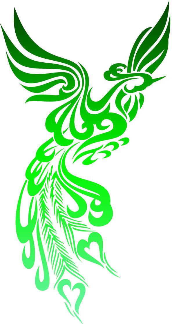 Jade tattoo II