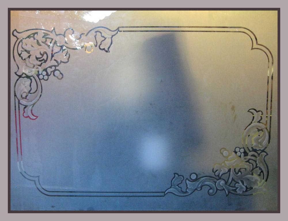 Frosted Window by Lokotei