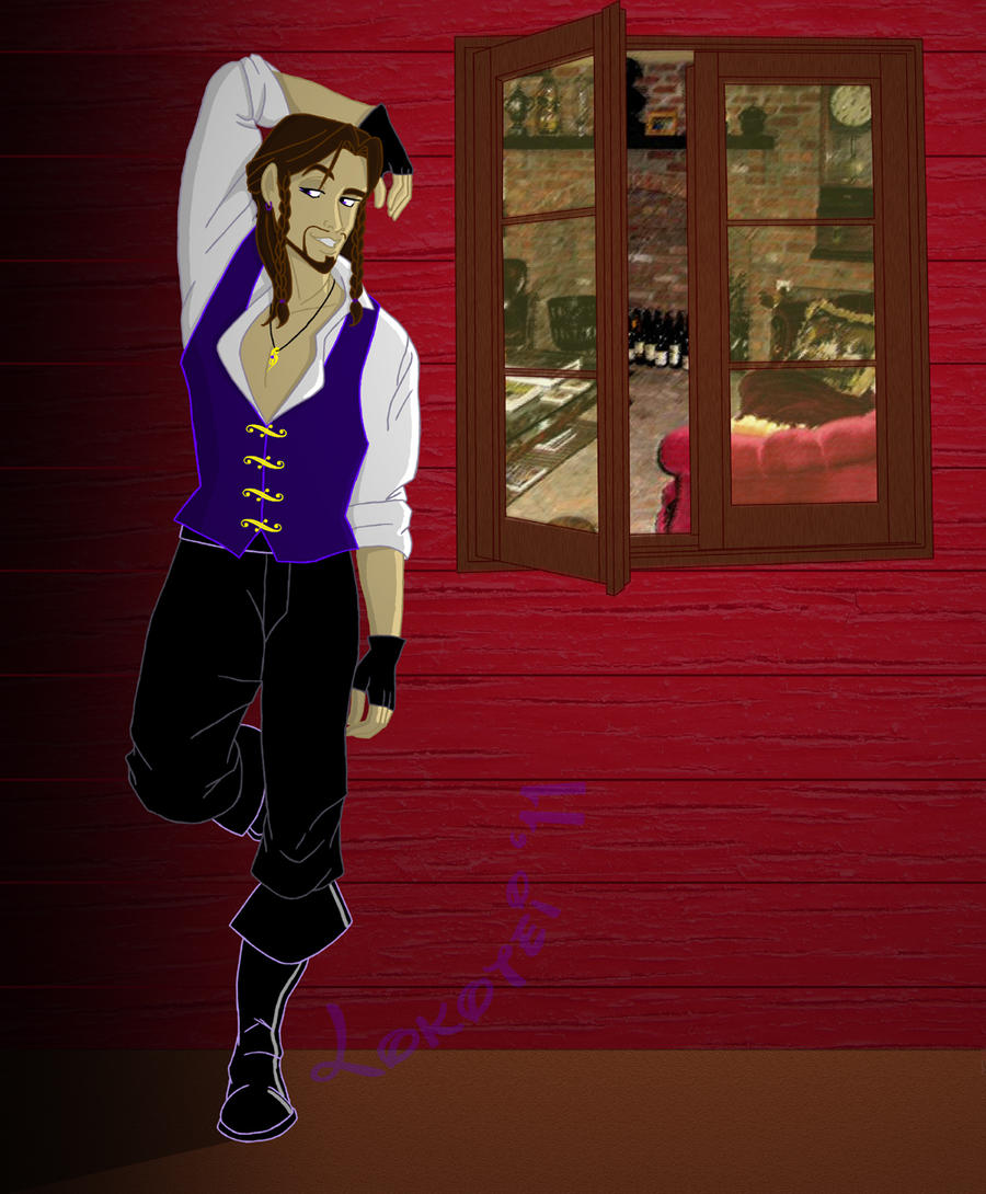 Disney Rogue Xavier by Lokotei