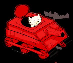 Axolotl Tank