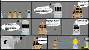 Daleks - Out With The Old - Issue #5