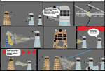 Daleks - Out With The Old - Issue #6