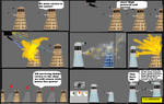 Daleks - Out With The Old - Issue #7