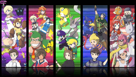 FPT Smash Crew Banner by Braivety