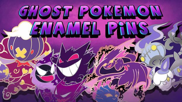Ghost Pokemon Kickstarter!!