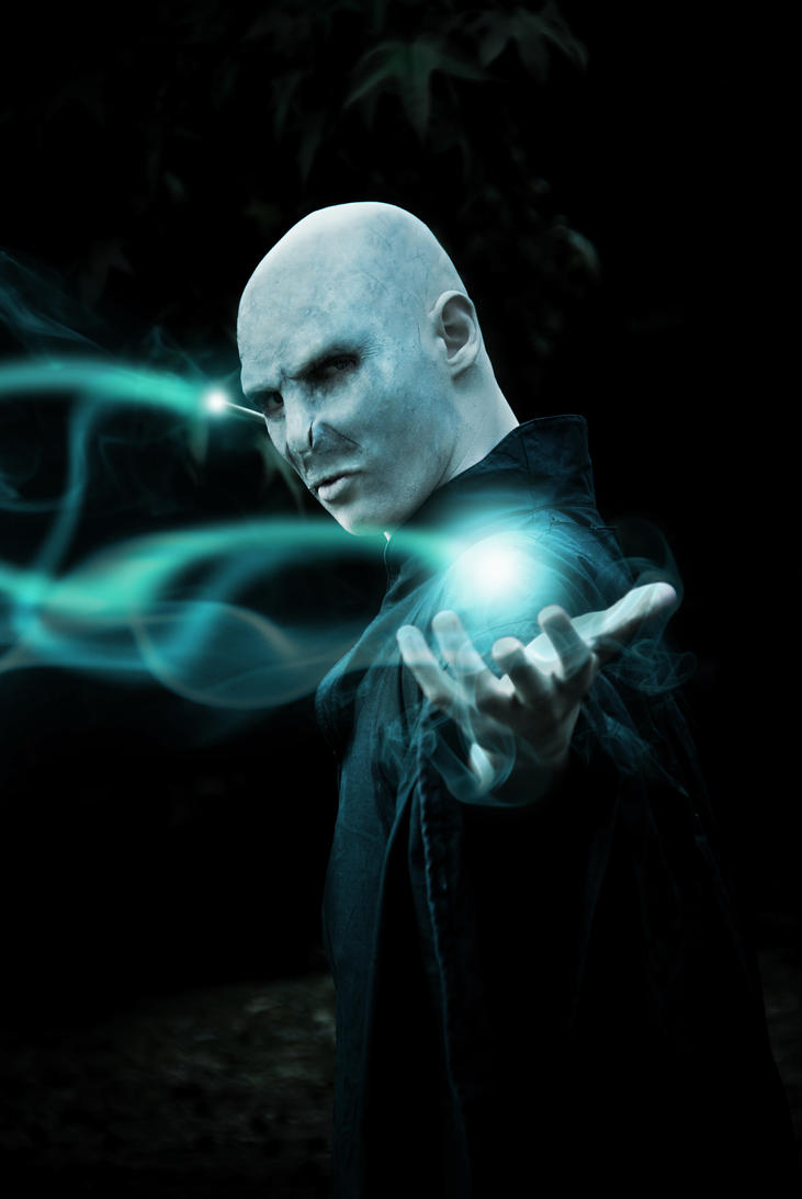 Voldemort Cosplay by Furotsu