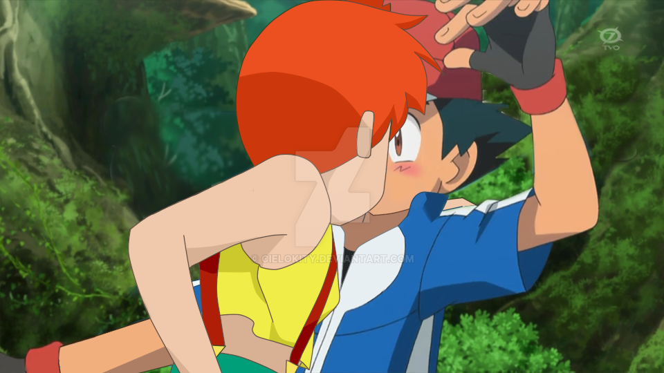 Ash And Misty Sex Game 120