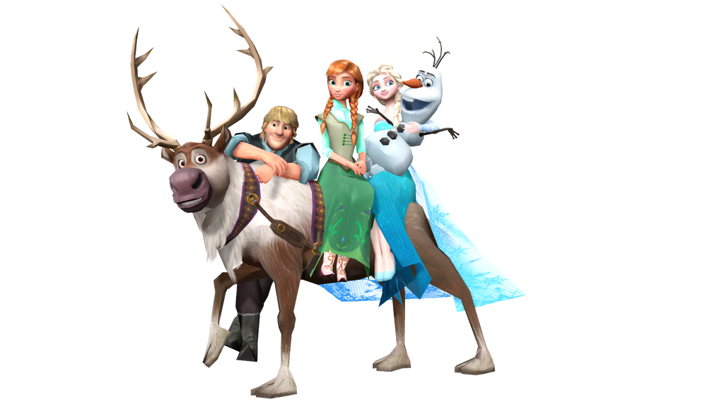 Frozen Fever by frede15 on DeviantArt