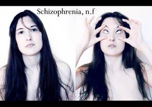 Schizoprenia, n.f