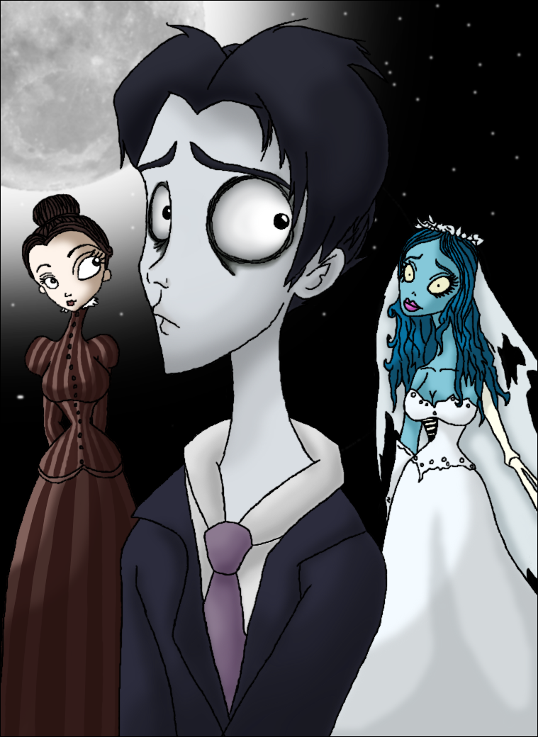 The Corpse Bride by DrawingGal