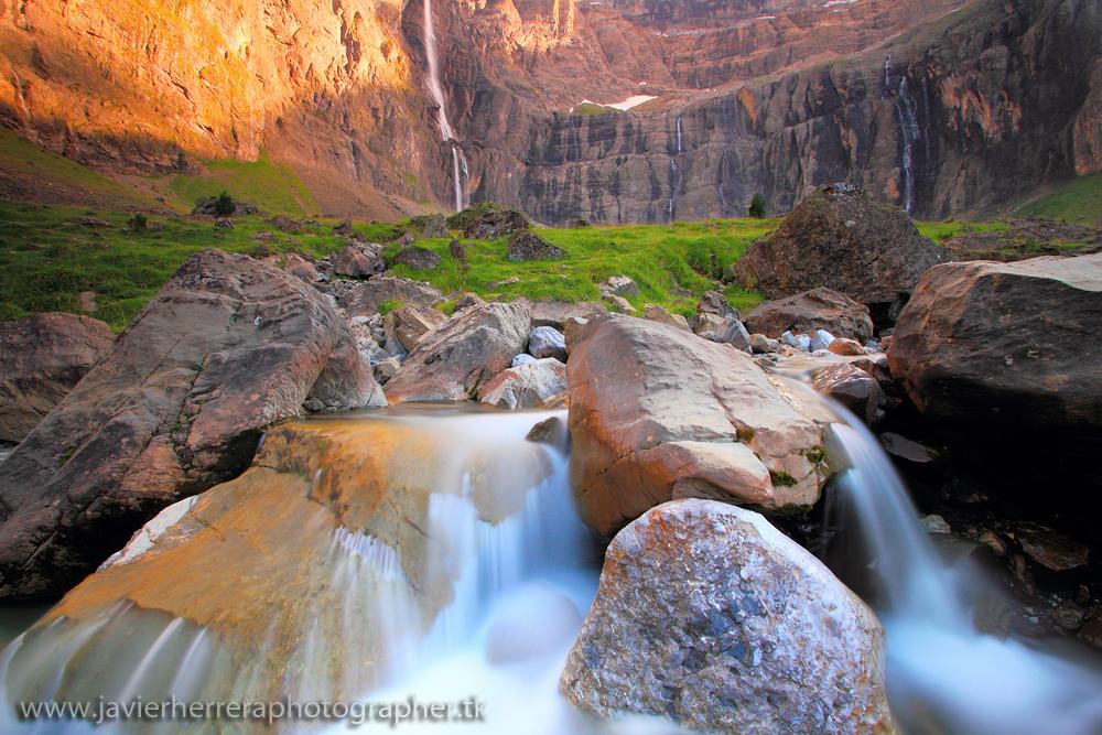 La gran Cascada by javierherrera86