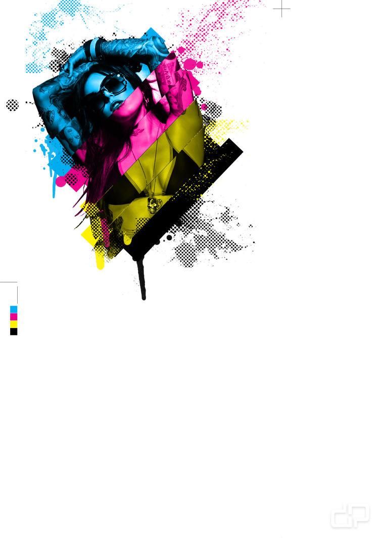 CMYK by D4DESIGNS