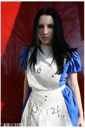 Red Alice by carrousel