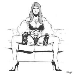 Super Maam. by fabiovalentini