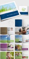 Square Corporate Brochure / Image Brochure