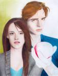 Twilight, Ed n Bella WIP 3