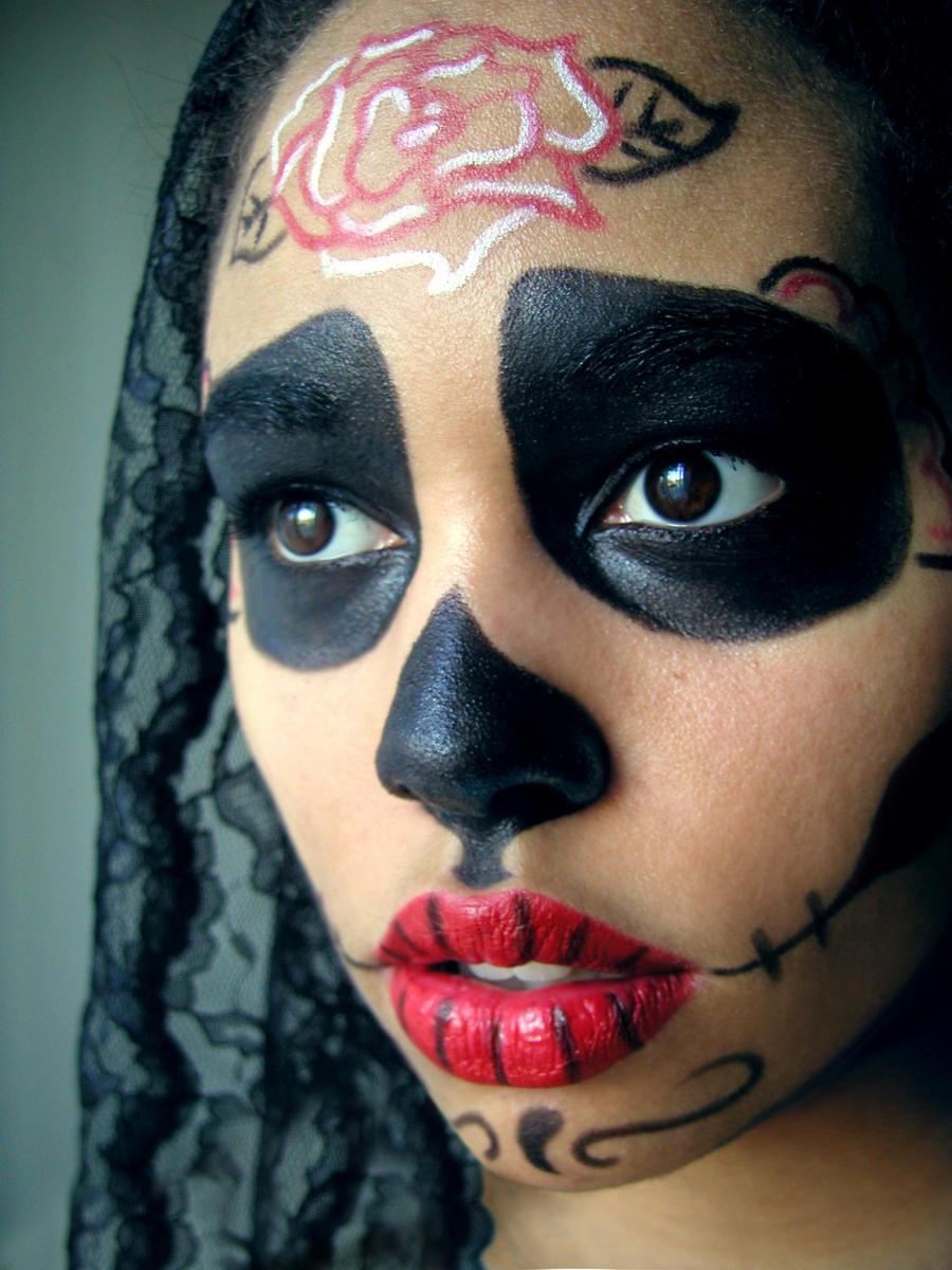 Dia de los Muertos 4 by RoseOnyxis