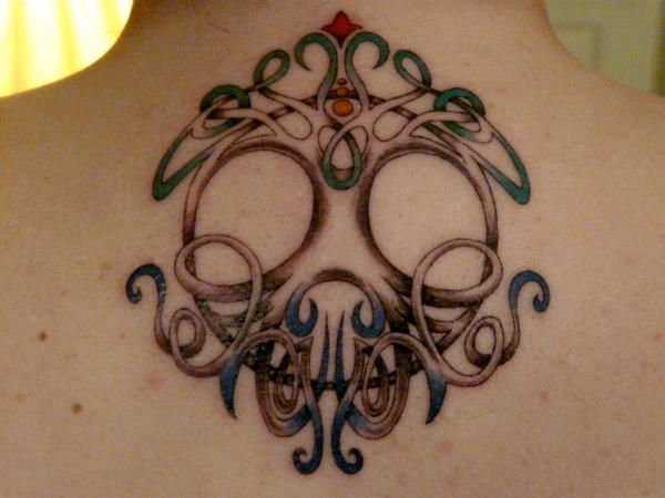 celtic tree of life tattoo by bakavaka on deviantart. Black Bedroom Furniture Sets. Home Design Ideas