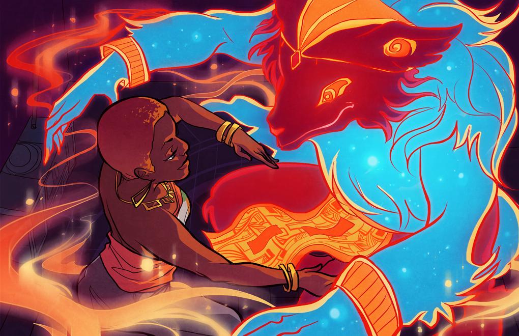 Beauty and the Beast by flightangel