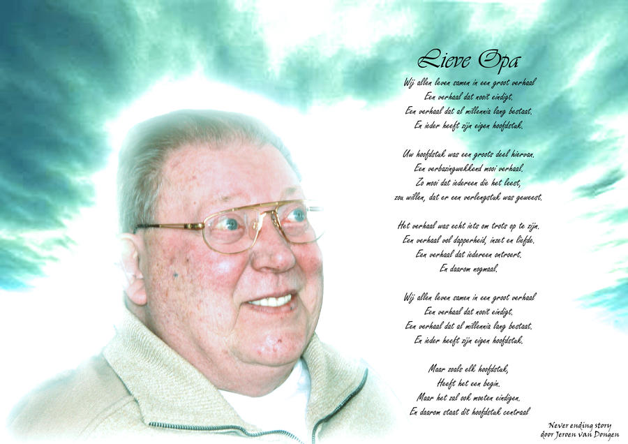 DeviantArt: More Like Dutch Poem funeral grandpa by gothica6664321
