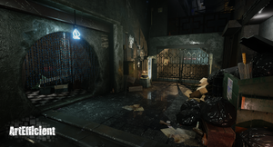Total Recall, Unreal Engine 4 - Game environment