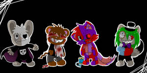 this bad guys -comision