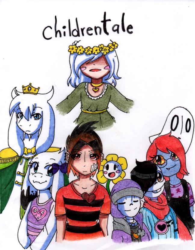 childrentale by Lou-pandita