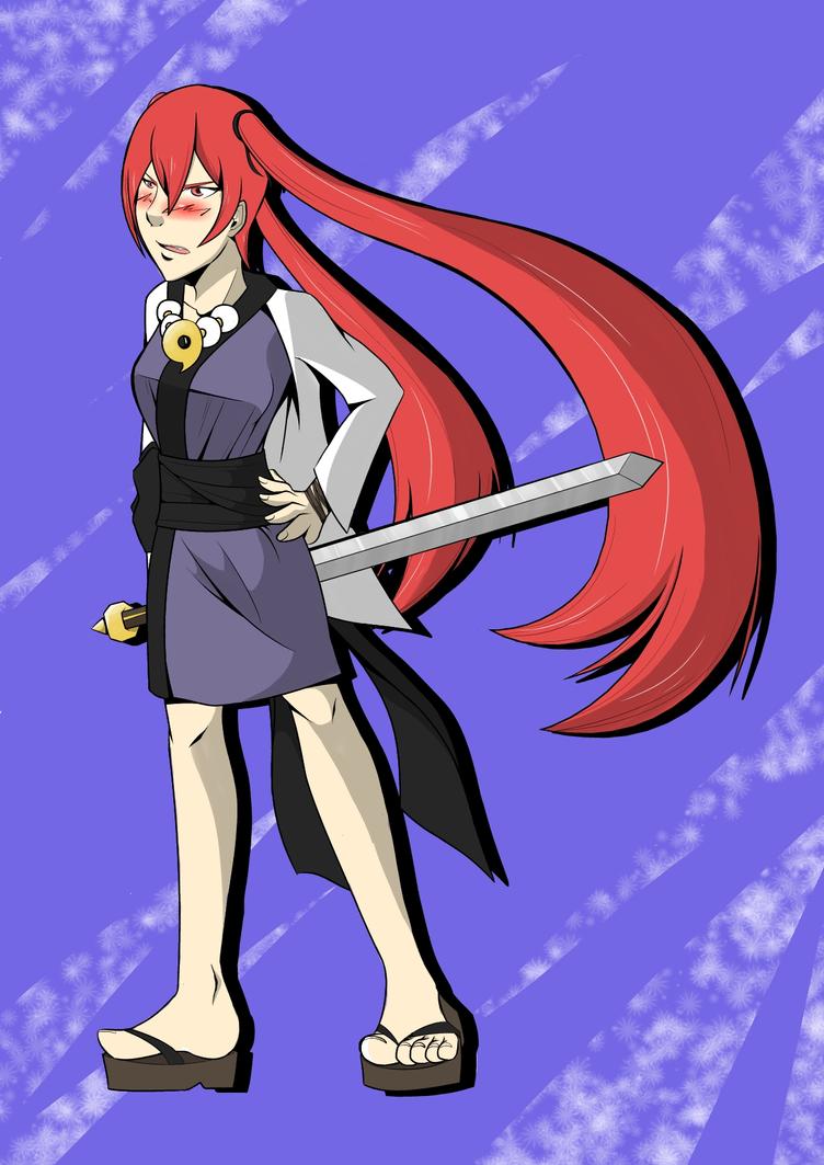 CP ST: Luna by Kannakomi
