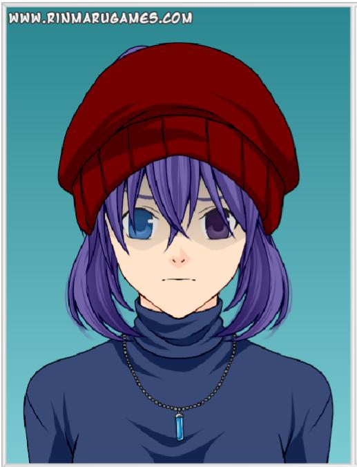 Violet Bluereguard by LarioLario54321