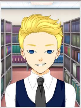 Mikaru The Human of Cherryton Academy