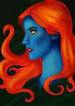 Raven Darkholme 'Mystique'