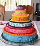 I'm Assaulting You With Cake! (MLP:FIM Cake)