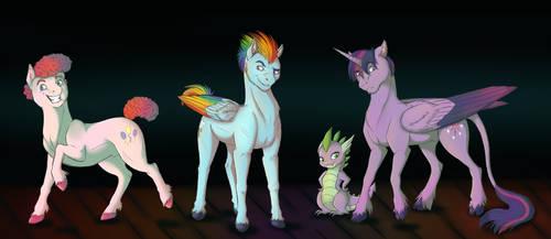 Male Little Pony (Part 1)