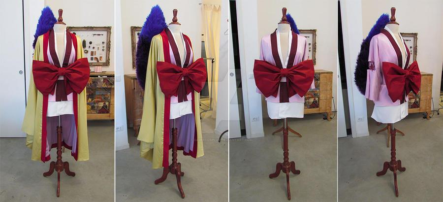 Izuna's costume - NGNL by SamuiCosplay
