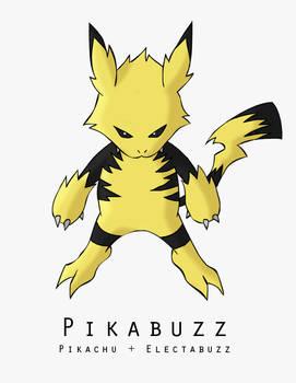 Hybrid Pokemon: Pikabuzz