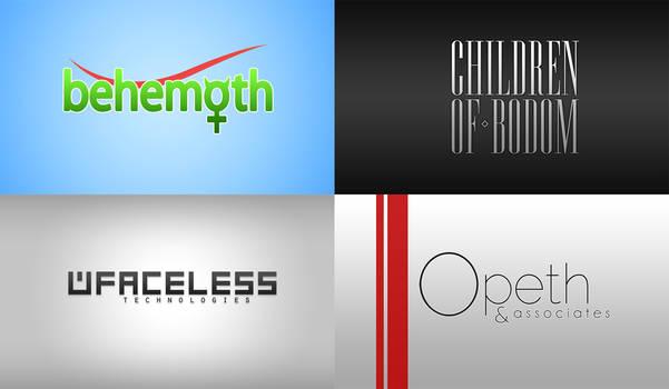 Corporate Metal Logos