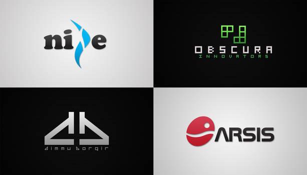 Corporate Metal Logos 2