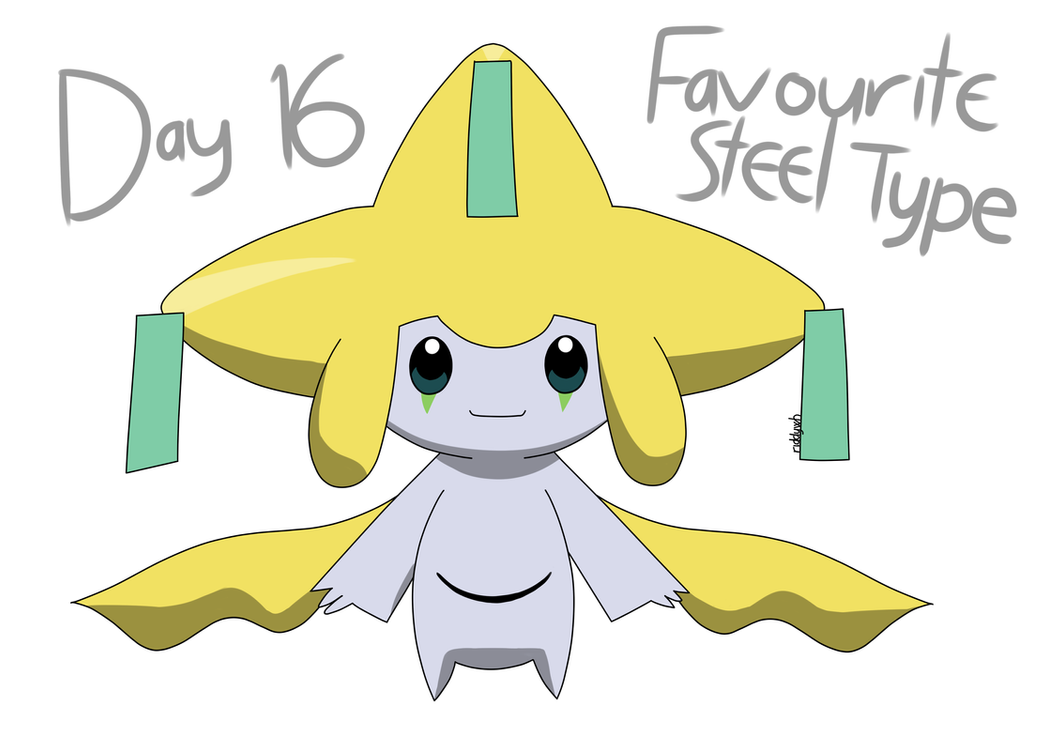 30 Day Pokemon December Challenge - Day 16 by Griddler6