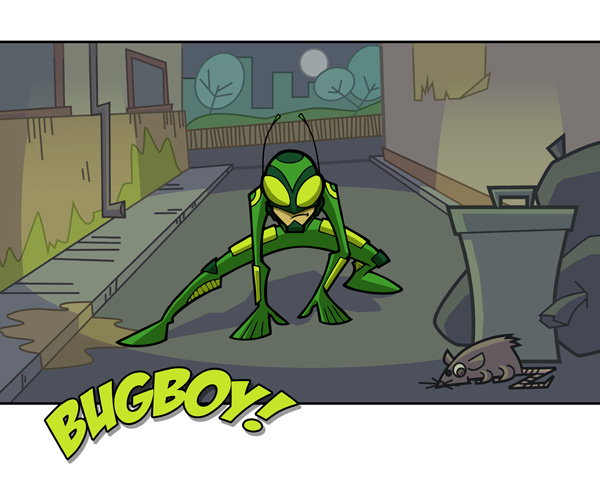 Bugboy + Background by AlfredoRodriguez